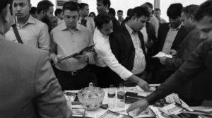 রিহ্যাব উইন্টার ফেয়ার ২০১৬ তে কৃষিবিদ গ্রুপের অংশ গ্রহণ