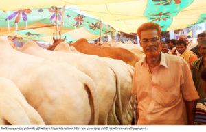 সরকার বঞ্চিত হচ্ছে রাজস্ব থেকে  ভূঞাপুরের গোবিন্দাসী গরুর হাট  স্থায়ী ইজারার অভাবে ঐতিহ্য হারাচ্ছে