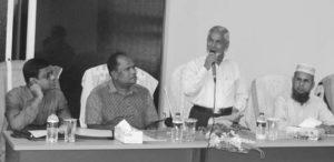হাবিপ্রবি'তে কৃষি বনায়ন চাষ পদ্ধতি চিহ্নিতকরণ এবং  অর্থনৈতিক বিশ্লেষণ বিষয়ক ওয়ার্কসপ অনুষ্ঠিত